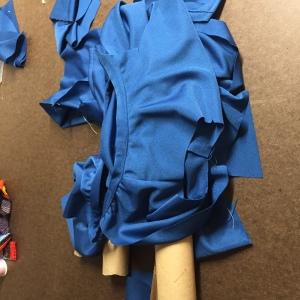 cut up shirt