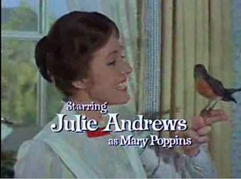 Lessons from Mary Poppins
